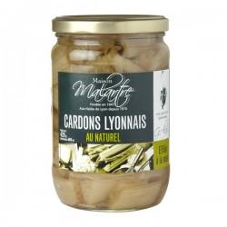 Cardons lyonnais cuit (France)